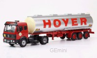 1/43 CAMION MINIATURE DE COLLECTION Mercedes SK 1844 Hoyer-1994-IXOMODELSIXOTTR001