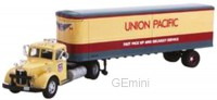 1/43 CAMION MINIATURE DE COLLECTION Mack B 61 Union Pacific-1955-IXOMODELSIXOTTR005
