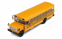 1/43 GMC 6000 AUTOBUS/AUTOCAR MINIATURE DE COLLECTION GMC 6000 SCHOOLBUS 1990-PREMIUM-X IXOBUS004
