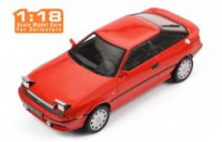 1/18 VOITURE MINIATURE DE COLLECTION Toyota Celica ST165 rouge-1990-IXOMODELSIXO18CMC001