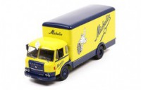 1/43 CAMION MINIATURE DE COLLECTION Saviem JM 21/240-MICHELIN-1970-IXOMODELSIXOTRU024