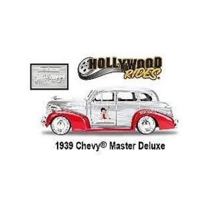 1/24 CHEVROLET MASTER DELUXE VERSION 4 1939-JADA253745012