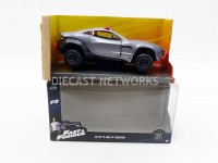 1/32 LOCAL MOTORS RALLY FIGHTER - LETTY FAST AND FURIOUS-GRIS-JADA TOYS 98302S