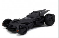 "1/24 BATMOBILE ""ARKHAM KNIGHT"" AVEC FIGURINE BATMAN DC-JADA253215004"