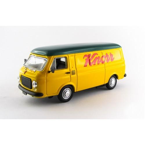 1 43 vehicule utilitaire miniature de collection fiat 238 knorr 1974 rio vente de voitures. Black Bedroom Furniture Sets. Home Design Ideas