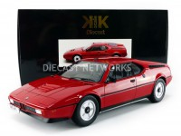 1/12 BMW VOITURE MINIATURE DE COLLECTION BMW M1 - 1978 Rouge-KK SCALE MODELS 120011R