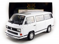 1/18 VOLKSWAGEN T3 BUS WHITESTAR - 1990-BLANC-KK SCALE MODELS-180201W