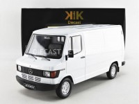1/18 MERCEDES-BENZ 208D TRANSPORTER - 1988-BLANC-KK SCALE MODELS 180301W