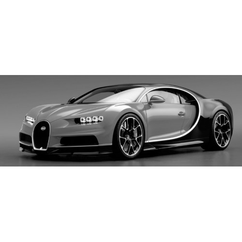 1 12 voiture miniature bugatti chiron bleu bugatti sport glacier 2016 looksmart vente de. Black Bedroom Furniture Sets. Home Design Ideas