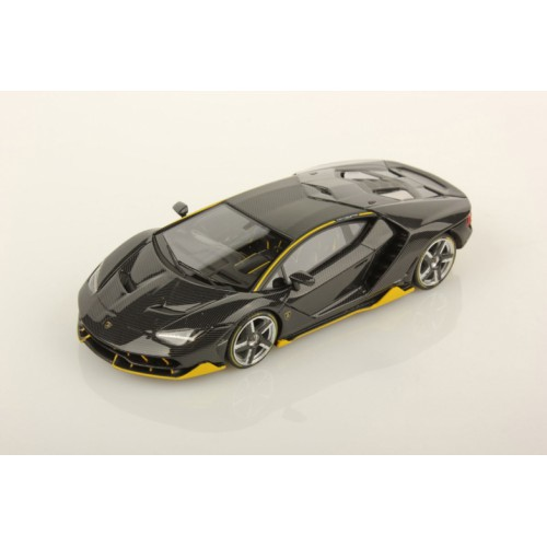 1 43 voiture miniature de collection lamborghini centenario carbonne 2016 looksmart vente de. Black Bedroom Furniture Sets. Home Design Ideas
