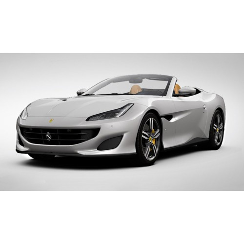 1 18 voiture miniature de collection ferrari portofino cabriolet alluminium opac 2017. Black Bedroom Furniture Sets. Home Design Ideas