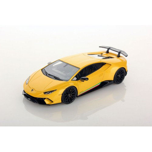 1 43 lamborghini huracan performance jaune inti perl jantes noires 2017 looksmartlools469d. Black Bedroom Furniture Sets. Home Design Ideas