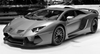 1/43 LAMBORGHINI VOITURE MINIATURE DE COLLECTION Lamborghini Aventador Aftermarket rouge Mars-2018-LOOKSMARTLOOLS492B