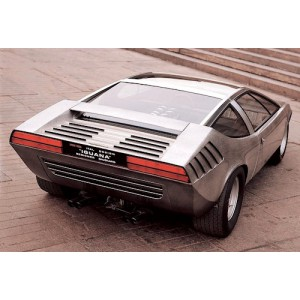 1/43 ALFA ROMEO VOITURE MINIATURE DE COLLECTION Alfa Romeo 33 Italdesign Iguana-LOOKSMARTLOOLSAR19