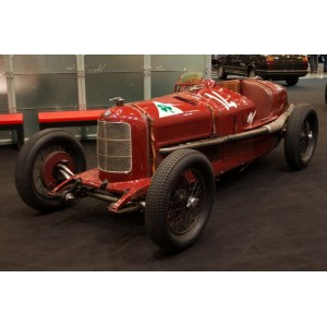 1/43 ALFA ROMEO VOITURE MINIATURE DE COLLECTION Alfa Romeo P2-LOOKSMARTLOOLSAR23