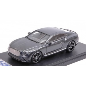 1/43 BENTLEY VOITURE MINIATURE DE COLLECTION Bentley Continental GT gris anthracite métallisé-2018-LOOKSMARTLOOLSBT013D
