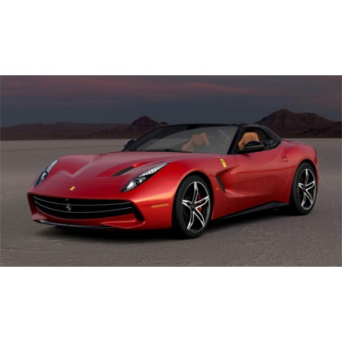 1 18 voiture miniature de collection ferrari f60 america rouge course 2014 looksmartlools18 010c. Black Bedroom Furniture Sets. Home Design Ideas