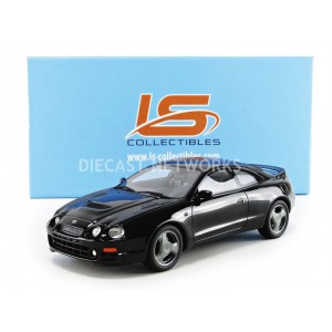 1/18 TOYOTA VOITURE MINIATURE DE COLLECTION TOYOTA CELICA ST 205 - 1994-NOIR LS COLLECTIBLES LS031A