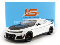 1/18 CHEVROLET CAMARO ZL1 1LE - HENNESSEY EXORCIST-BLANC-LS COLLECTIBLES LS039A