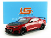 1/18 CHEVROLET CAMARO ZL1 1LE - HENNESSEY HPE850-Rouge-LS COLLECTIBLES LS039B