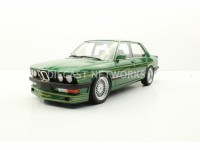 1/18 BMW VOITURE MINIATURE DE COLLECTION BMW ALPINA B10 3.5 - 1988-VERT-Fabricant : LS COLLECTIBLES-LS044B