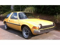 1/18 AMC VOITURE MINIATURE DE COLLECTION AMC PACER - 1977-JAUNE- LS COLLECTIBLESLS051A