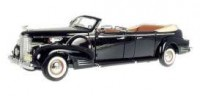 1/24 CADILLAC V-16 LIMOUSINE PRESIDENTIELLE 1938-LUCKY DIE CAST