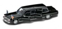 1/24 CADILLAC PARADE CAR LIMOUSINE PRESIDENTIELLE 1983-LUCKY DIE CAST