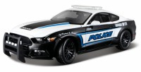 1/18 VOITURE MINIATURE DE COLLECTION Ford Mustang GT police-2015-MAISTOMAI36203