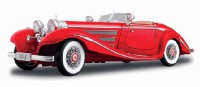 1/18 VOITURE Mercedes Benz 500K special roadster *Premiere Edition*ROUGE-1936-MAISTOMAI36862