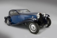 1/43 VOITURE MINIATURE DE COLLECTION Bugatti Type 46 Superprofile bleu - bleu-1930-MATRIX