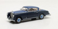 1/43 VOITURE MINIATURE DE COLLECTION Bentley MKVI Pininfarina bleu-1952-MATRIX