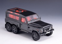 1-43 VEHICULE MINIATURE LAND ROVER DEFENDER Kahn Huntsman 6x6-2015-GLM