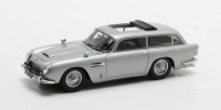 1/43 VOITURE MINIATURE DE COLLECTION Aston Martin DB5 break toit ouvrant argent-1964-MATRIXMAX10108-053