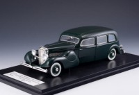 1/43 VOITURE Duesenberg Model J Bohman & Schwartz Landaulet Throne car-1937-GLM