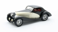 1/43 ALFA ROMEO VOITURE MINIATURE DE COLLECTION Alfa Romeo 6C 1750 GS Figoni coupé noir/blanc-1933-MATRIXMAX40102-091