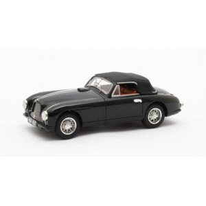 1/43 ASTON MARTIN - DB2 VANTAGE CABRIOLET CLOSED 1951-MATRIX MAX40108-052