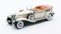 1/43 VOITURE MINIATURE DE COLLECTION Cord L-29 Spaeton-1931-MATRIXMAX40307-011