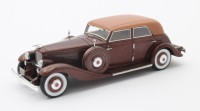 1/43 VOITURE MINIATURE Duesenberg JN 559-2587 Long Wheel base Rollston marron-1935-MATRIXMAX50406-021