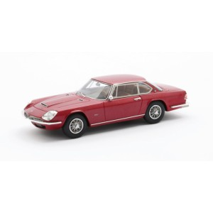 1/43 MASERATI VOITURE MINIATURE DE COLLECTION Maserati Mexico Speciale Frua rouge métallisé-1967-MATRIXMAX51311-041