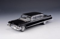 1/43 VOITURE MINIATURE DE COLLECTION Cadillac Series 75 noir-1962-GLM121501