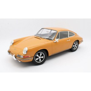1/6 PORSCHE VOITURE MINIATURE DE COLLECTION Porsche 911 jaune-1964-MATRIXMAXXXL01-2