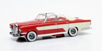 1/43 VOITURE MINIATURE DE COLLECTION Ghia MB 300C Allungata cabriolet-1956-MATRIX