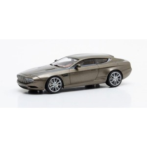 1/43 VOITURE MINIATURE DE COLLECTION Aston Martin Virage break Zagato-2014-MATRIXMAX50108-081