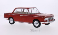 1/18 VOITURE MINIATURE DE COLLECTION BMW 2000 TI rouge-MDG18041
