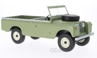 1/18 VEHICULES MINIATURE DE COLLECTION 4X4 Land Rover 109 pick up série II vert olive-1959-MDG18093