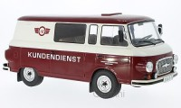 1/18 VEHICULE MINIATURE DE COLLECTION Barkas B 1000 bus Simson service client-1970-MDG18104