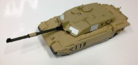 1/72 MINIATURE DE COLLECTION CHAR MILITAIRE-MILITARY TANK WW2 Challenger 2 UK-IXO