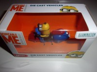 1/43 SCOOTER MINIATURE SCOOTER MINIONS-MONDOMOTORS53199