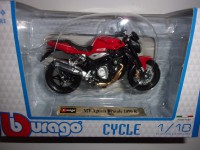 1/18 MOTO MINIATURE DE COLLECTION MV AGUSTA BRUTALE 1090R-BURAGO